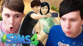 Download DIL'S HONEYMOON - Dan and Phil Play: Sims 4 #30 3Gp Mp4