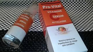 سيروم الفيتامين س لعلاج التجاعيد و تفتيح البشرة وازالة اثار الحبوب مع عالم الصيدلانية حنان