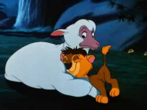 Walt Disney Lambert The Sheepish Lion 1952
