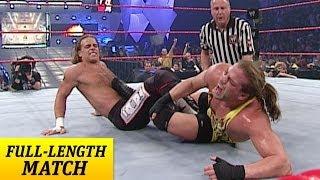 FULL-LENGTH MATCH - Raw - Shawn Michaels vs. RVD - World Heavyweight Championship Match