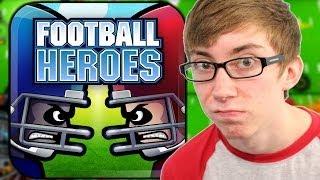 FOOTBALL HEROES (iPhone Gameplay Video)