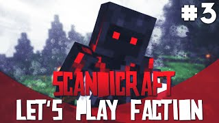 Minecraft Factions: ScandiCraft #3 - Base Tour, Home, F Home & PvP Ft. ByTeak
