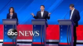 Democratic candidates debate: Education | ABC News