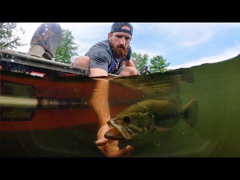 Bass Fishing Battle Dude Perfect