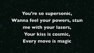 E.T- Katy Perry Lyrics (without Kayne West)