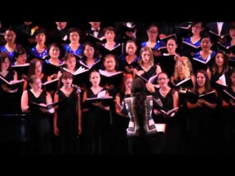 You raise me up Tucson Sino Choir