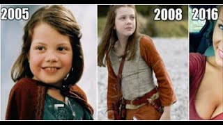 Lucy From 'The Chronicles Of Narnia' Has Turned 21 And Looks Equally Gorgeous
