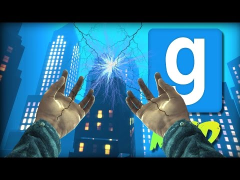 Garry's Mod: REVAMPED BIOSHOCK PLASMIDS (1/2) | Mod Showcase