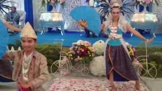 Tari Bedana Kipas (Lampung) Backsong