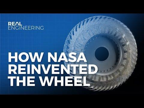 Xxx Mp4 How NASA Reinvented The Wheel Shape Memory Alloys 3gp Sex