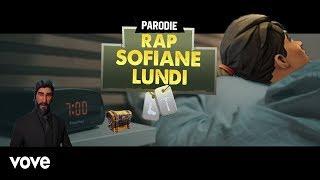 SOFIANE -  Lundi [Parodie Fortnite]