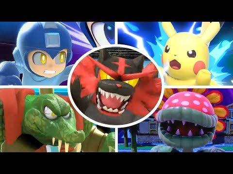 Super Smash Bros Ultimate All Final Smashes All Reveals Included