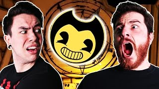 MORE LORE GALORE! | Bendy and the Ink Machine - Chapter 2 (NateWantsToBattle and Dookieshed)