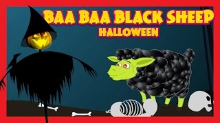 BAA BAA BLACK SHEEP - Halloween || Halloween Song For Kids - Halloween 2016