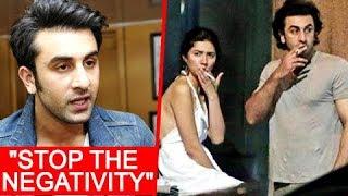 Ranbir Kapoor SUPPORTS Mahira Khan On Smoking Pics Controversy & Affair Rumour