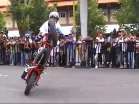Video Clip U Mild Freestyle Competition 2008 Karang Anyar