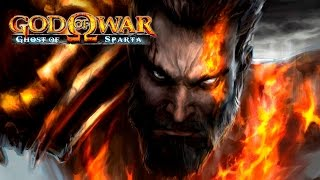 God Of War Ghost Of Sparta The Movie HD All Cutscenes And Boss Fights