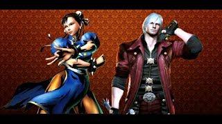 Marvel Versus Capcom Infinite Combos: Dante and Chun-Li Showcase