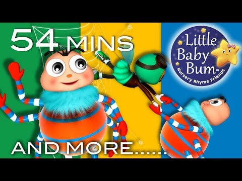 Xxx Mp4 Itsy Bitsy Spider Part 3 Plus More Nursery Rhymes And Kids Songs Little Baby Bum 3gp Sex