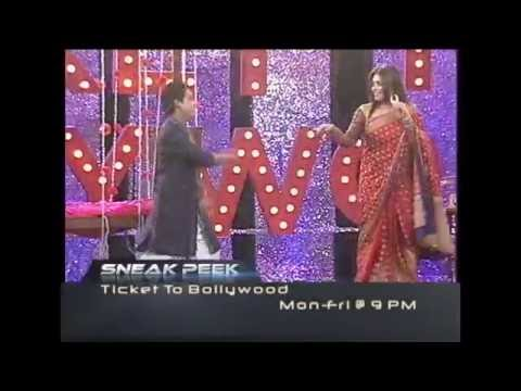 Dance with Mahima Chaudhary (ticket to bollywood)