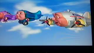 Jay Jay The Jet Plane Together Teamwork & Taking Care of You Part 3