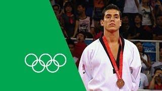 Steven Lopez Looks To Rio To Reclaim Taekwondo Gold   Olympic Rewind