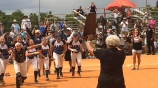 Northside wins 4A softball title