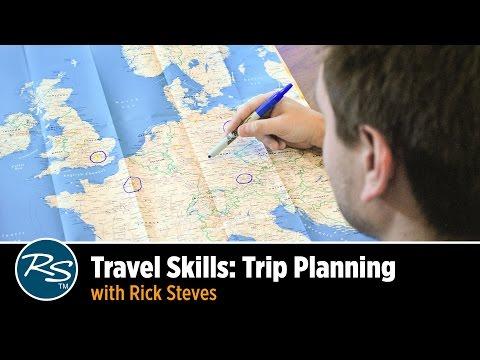 European Travel Skills Trip Planning