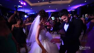 Luxurious Persian wedding amazing musicians and lighting