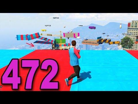 Grand Theft Auto 5 Multiplayer - Part 472 - Sniper Death Run