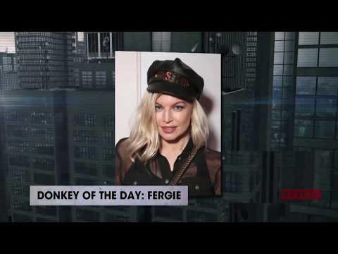Xxx Mp4 Fergie Donkey Of The Day 3gp Sex