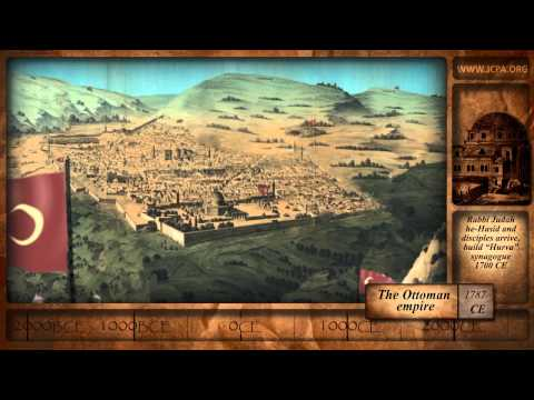 Jerusalem 4000 Years in 5 Minutes