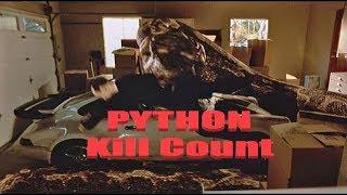 Python: Kill Count