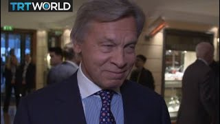 Munich Security Conference: Interview with Alexey Pushkov, Member of Russian Federal Assembly