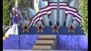 Spirit of America Parade (1987) & Stage Show (1990)