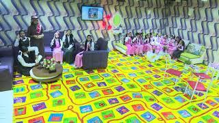 قناة اطفال ومواهب الفضائية بيت الزهور الموسم 3 حلقة 1