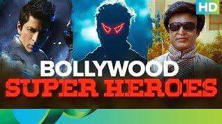 Bollywood Super Heroes - Bhavesh Joshi, Chitti & G. One