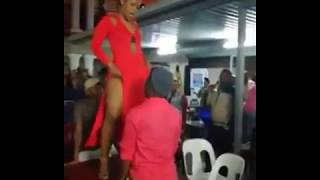 Zodwa Wabantu without panties dance to your excitement