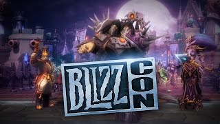 Heroes of the Storm - BlizzCon 2015 Announcement Trailer