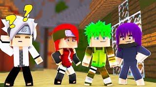 Minecraft: SARUTO 👊 #1 - NOVA TEMPORADA! NOVOS IRMAOS DO SARUTO!