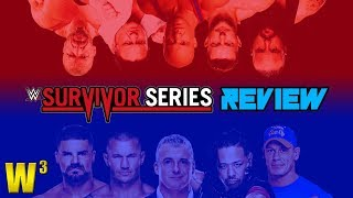 WWE Survivor Series 2017 Review | Wrestling With Wregret