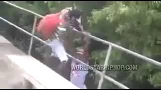 Jamaican slap around