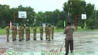 Barisal Cadet College. Sher e Bangla House