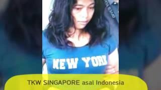KASUS HEBOH TKW SINGAPORE BLN MEI 2016