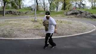 Bronx Style Rock Dance from the Oldest BBoy at 58