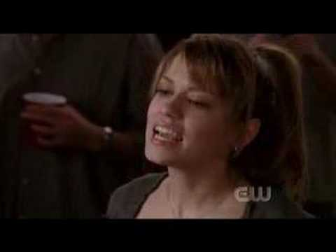 One Tree Hill - Haley Slaps Rachel (Episode 4.14)
