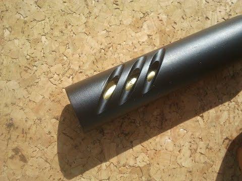 Novo Air Stripper caseiro para carabina de pressão - Super fácil - Como fazer