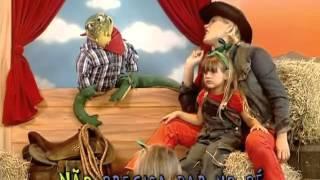 Xuxa   Sou um Jacaré I'm an alligator