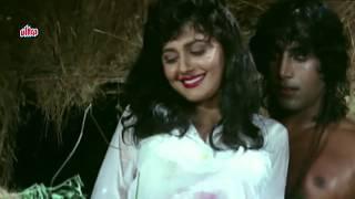 Kissing Scene - Tarzan & Kirti Singh  - Jungle Love Scene - 6/11
