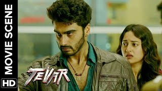 Arjun won't let go of his love | Tevar | Movie Scene